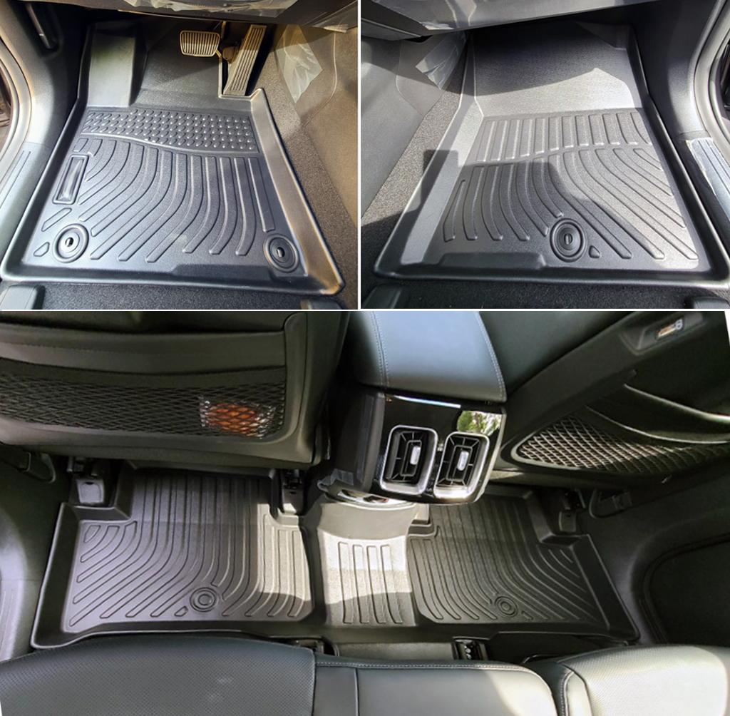 TPE Car floor mat for 2021 Kia Sorento hybrid carpet floor ...
