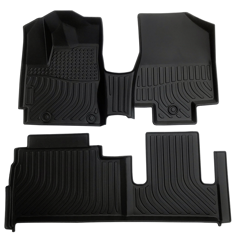 TPE Car floor mat for 2017-2021 Kia Ray carpet car floor liner Matting