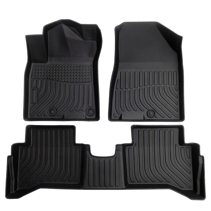 TPE weather car floor liner car mat for 2017-2020 Kia Niro