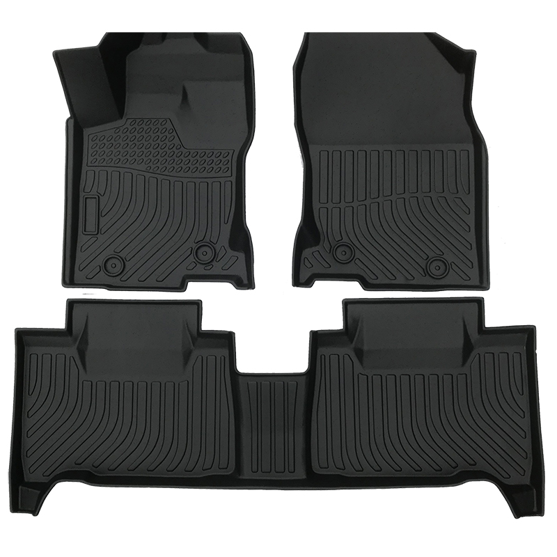 TPE weather floor liner car floor mat for 2015-2020 Lexus NX