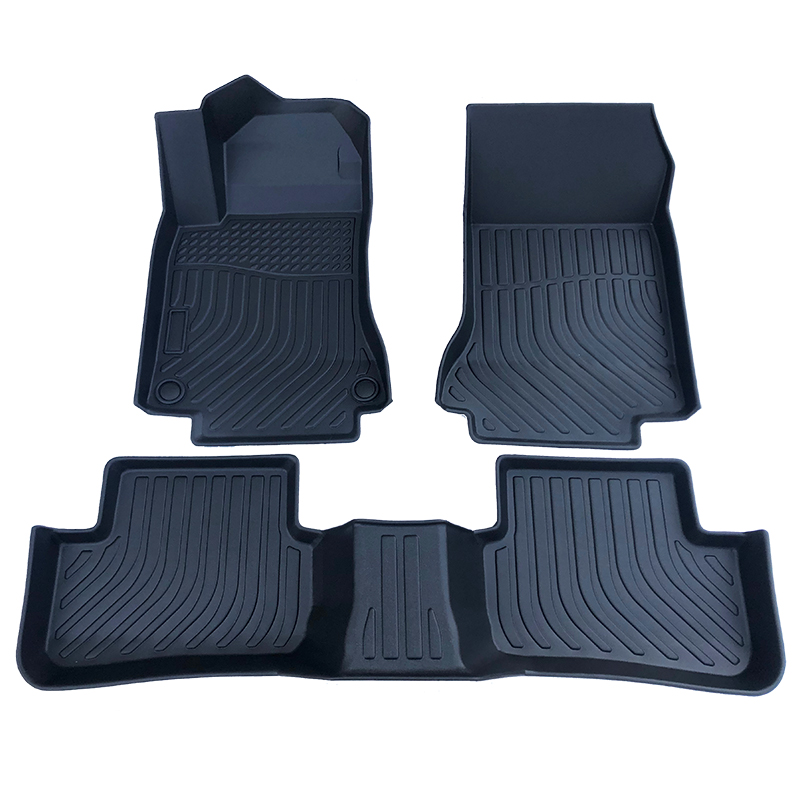 TPE weather car floor liner car floor mat for Mercedes Benz GLA 2015-2019