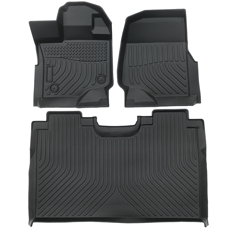 car floor liner mat for 2015-2020 Ford F-150 F150 Super Crew