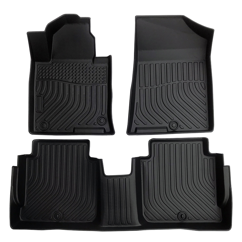 TPE 그랜져IG car floor liner mat for 2020- Hyundai Azera Grandeur IG