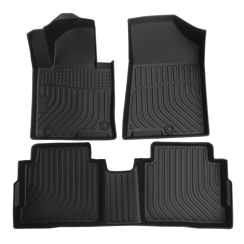 TPE weather floor liner mat for 2012-2015 Hyundai Sonata