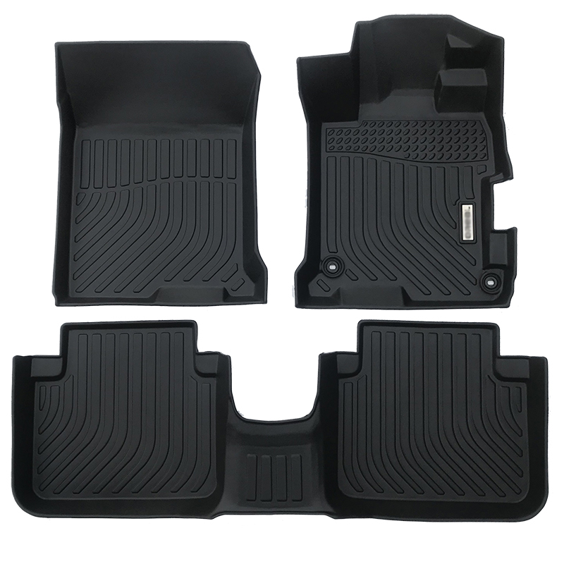 TPE weather floor liners mat for 2014-2017 Honda Accord
