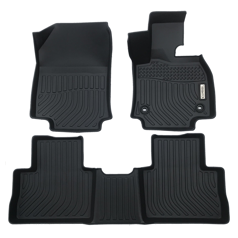 3D TPE all weather car floor liners mat for Toyota RAV4