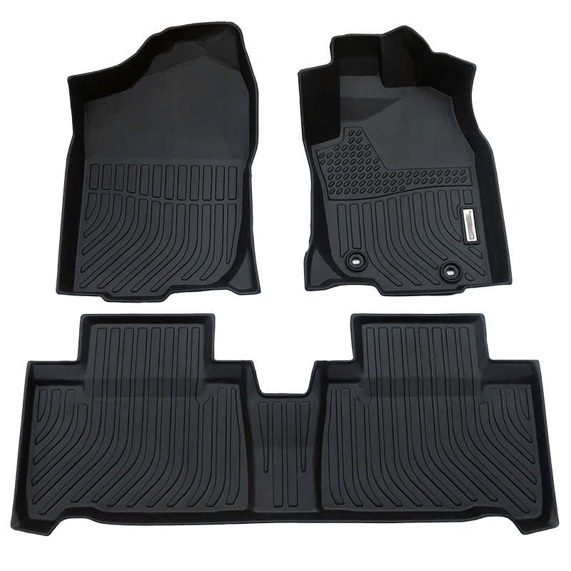 Car floor liner car floor mat for Toyota Harrier 2014-2019