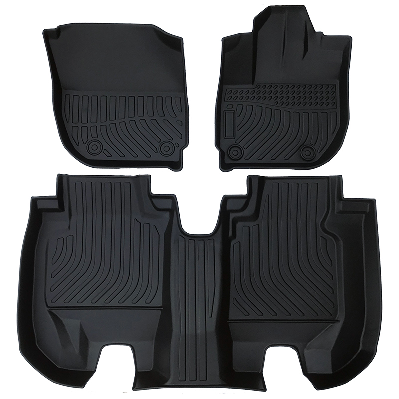 Car floor liner mat for 2016-2020 Honda HR-V XR-V Vezel matting