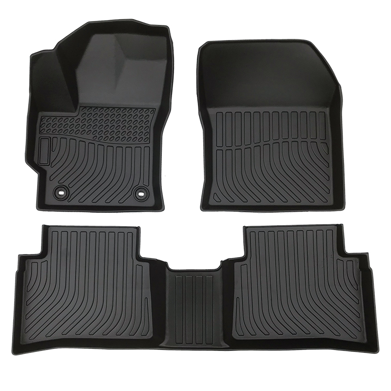 3D TPE car floor liner mat for 2020- Toyota Corolla carpet matting