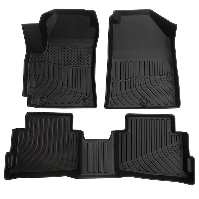 TPE car floor liner car floor mat for 2019-2020 Kia Seltos trunk mat