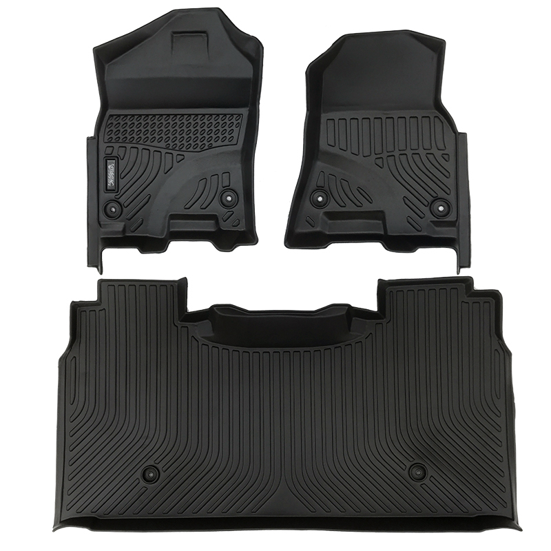 TPE weather floor liner mat for 2019- Dodge RAM 1500 Crewcab