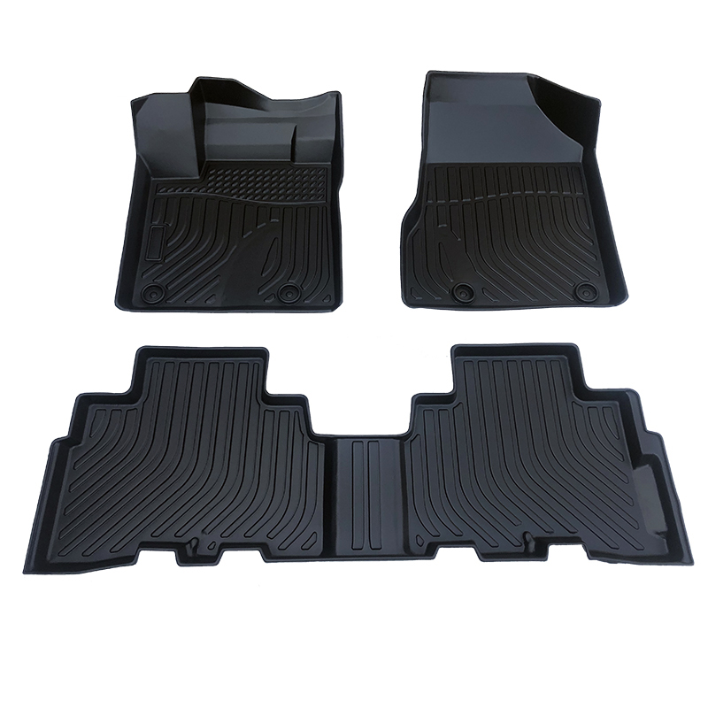 3D TPE all weather car floor liners mat for 2015-2020 Nissan Murano
