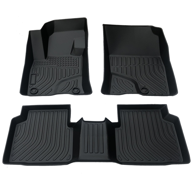 All weather Car floor liner car floor mat for Ford Escape Kuga