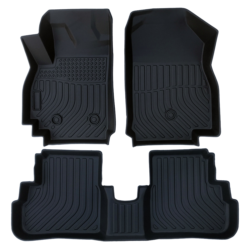 All weather Car floor liners car floor mat for Chevrolet Spark
