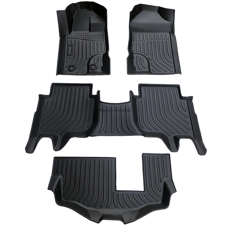3D Car floor mat car matting carpet  for Ford Everest
