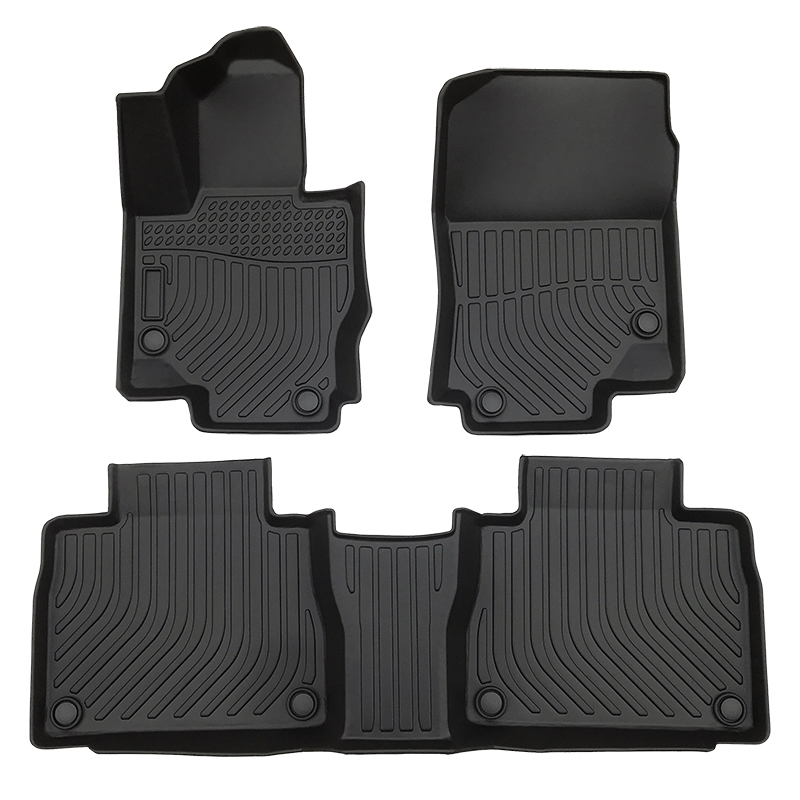 TPE all weather car floor liner car floor mat for Mercedes Benz GLE