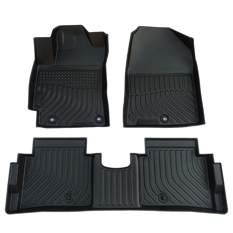 TPE floor liner car floor mats for Hyundai Elantra carpet matting