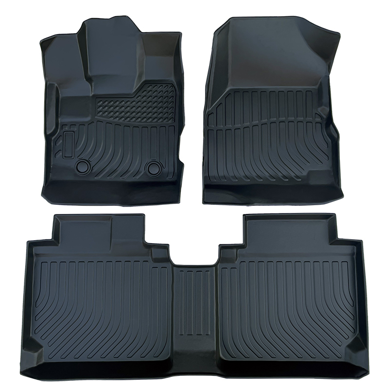 TPE all weather car floor liners mats for Chevrolet Equinox