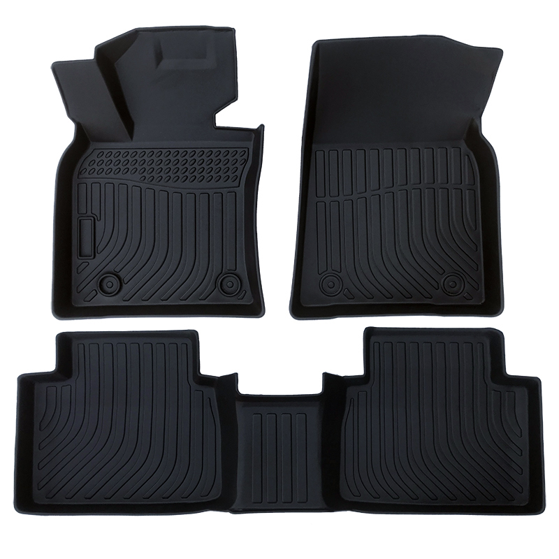 3D TPE weather car floor liners mat for Toyota Camry Hybrid