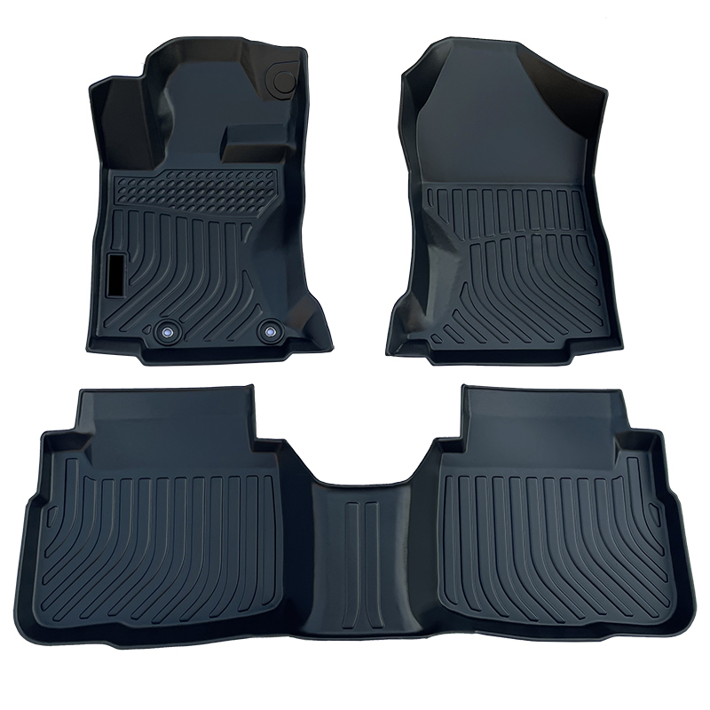 3D TPE all weather car floor liners mats for Subaru Outback