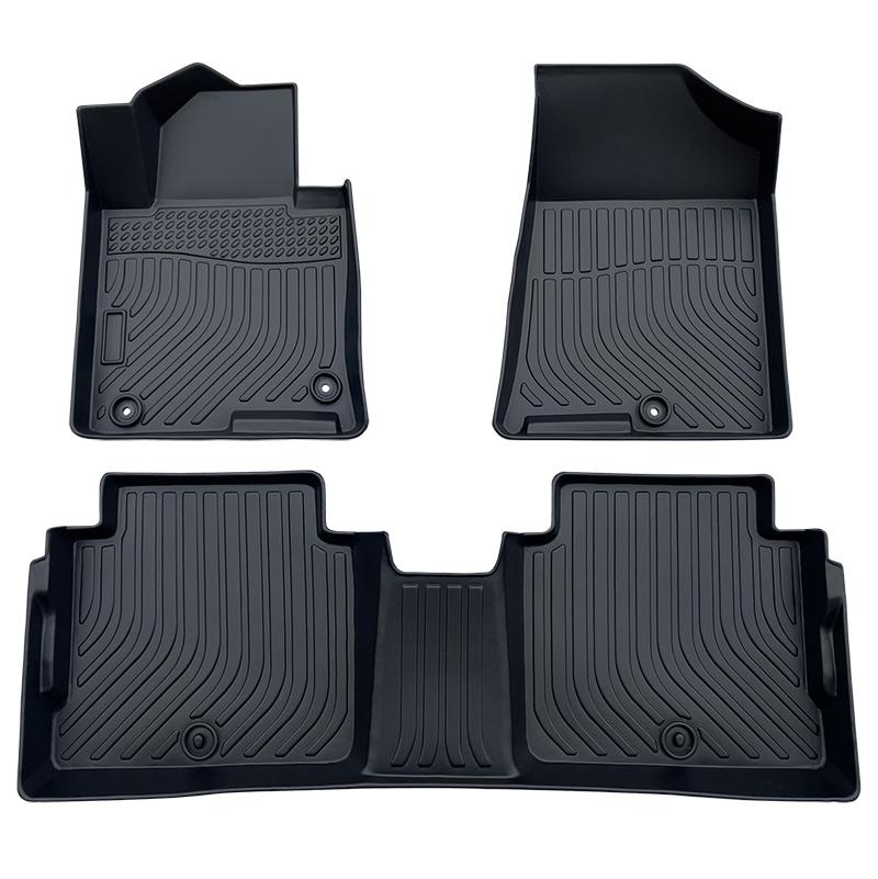 Car floor liners for Hyundai Sonata car floor mats carpet