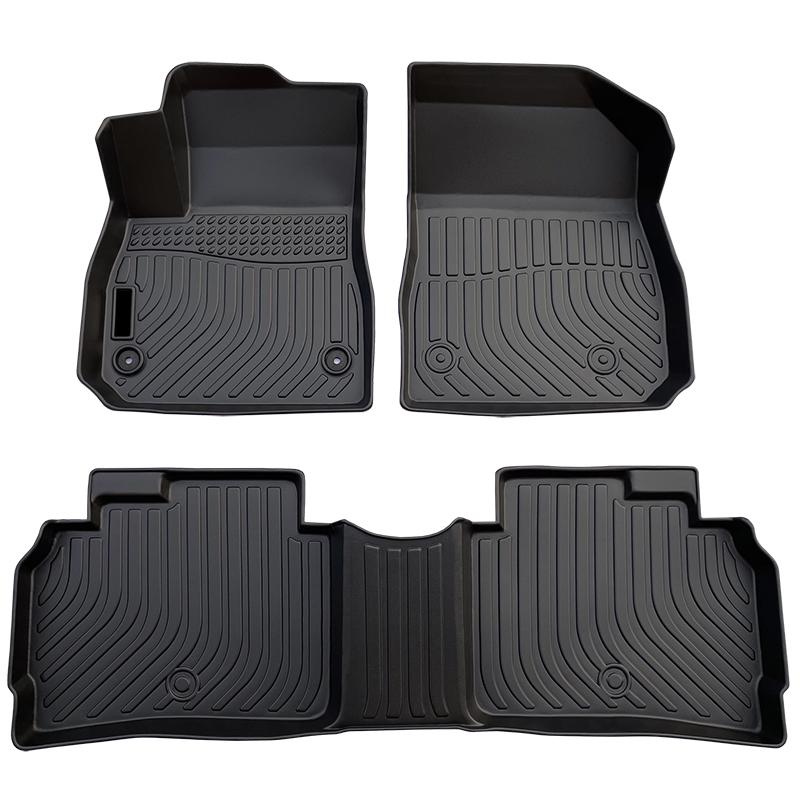 TPE all weather car floor liners mat for Chevrolet Malibu carpet