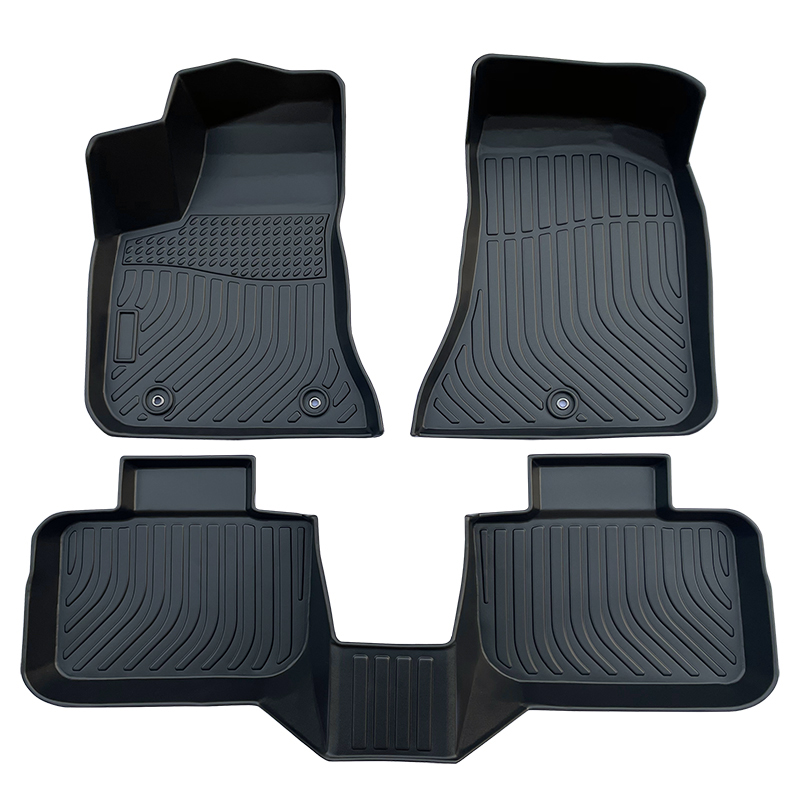 TPE all weather car floor liners mat for Dodge Charger