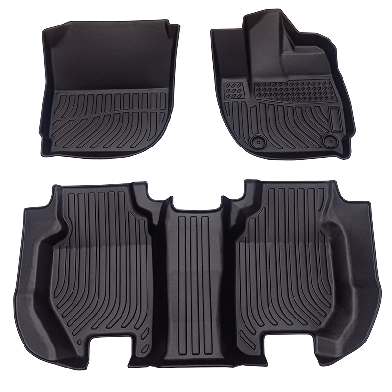 TPE 3D car floor mats for Honda Shuttle carpet