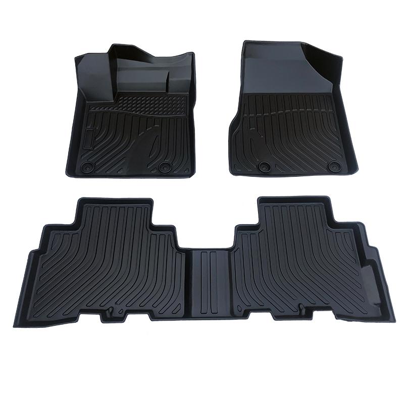 3D TPE car floor liners mats for Nissan Murano trunk mat cargo liner