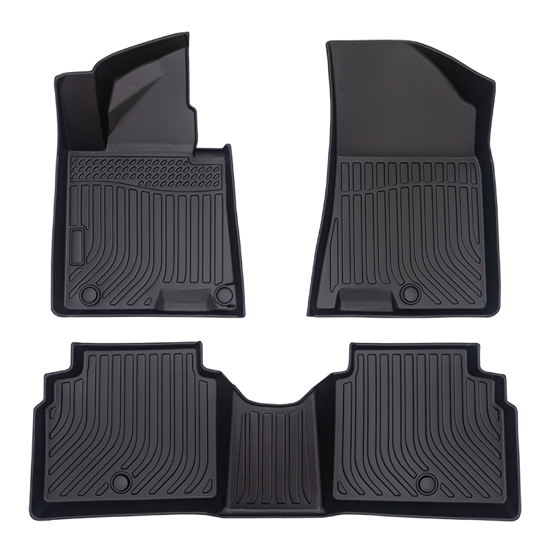 3D TPE car floor mats for Kia K8 Tpe 카매트 carpet