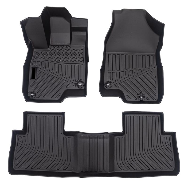 TPE all weather car floor liners car floor mats for Acura RDX