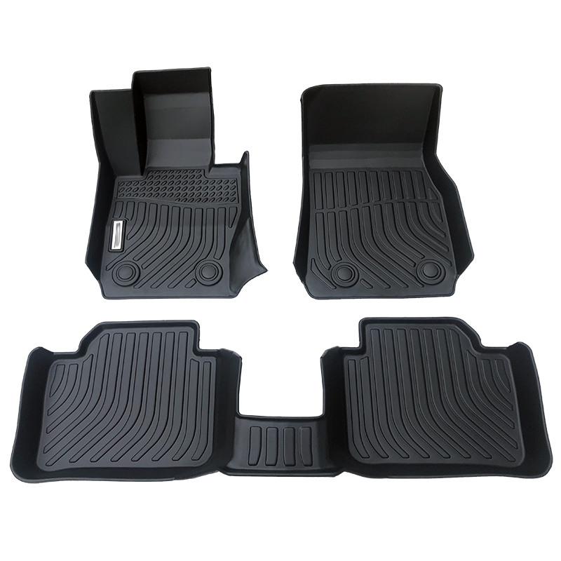 TPE all weather car floor liners mat for BMW 3 Series F30