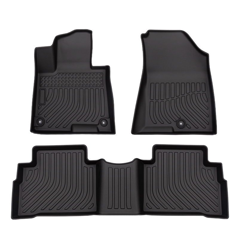 TPE all weather car floor liners mats for Kia Sportage Gaosline