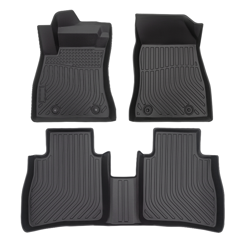 3D matting TPE weather car floor mat for 2014-2019 Nissan Sylphy