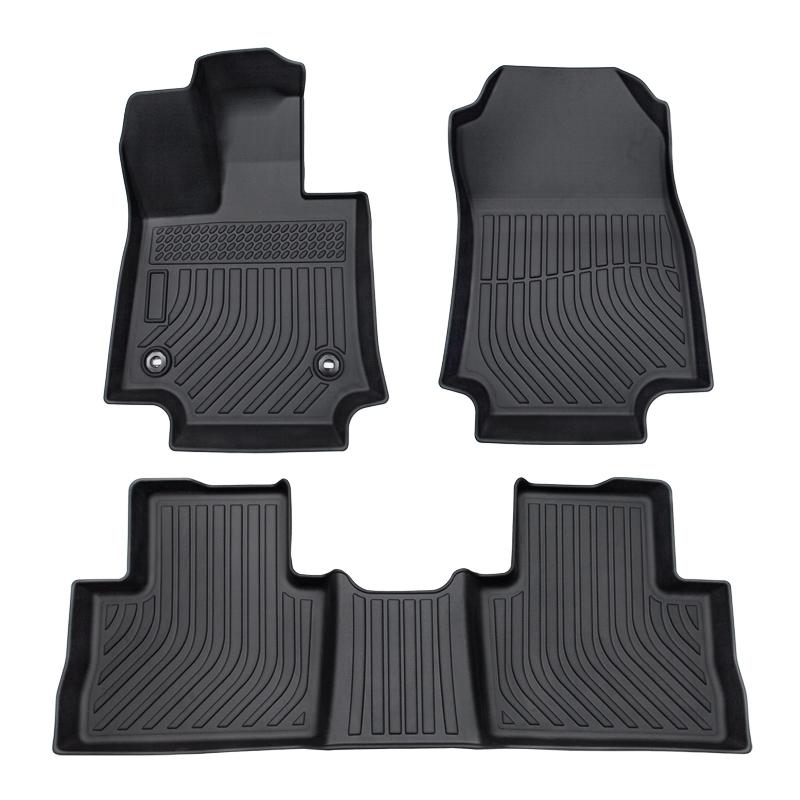 3D TPE all weather car floor liners mat for Toyota RAV4