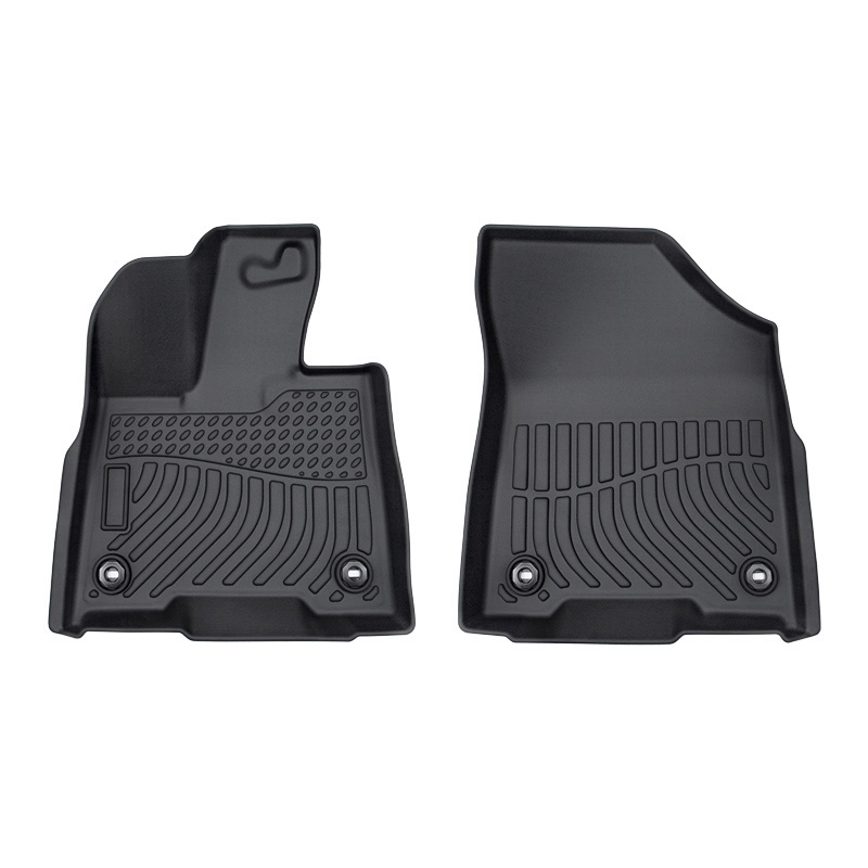 All weather TPE Car floor mats car floor liners for Toyota Sienna